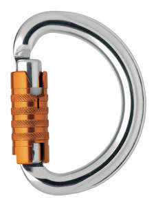 Petzl Omni Karabiner Triple action