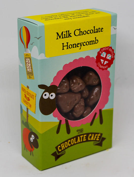 Milk Chocolate Honeycomb