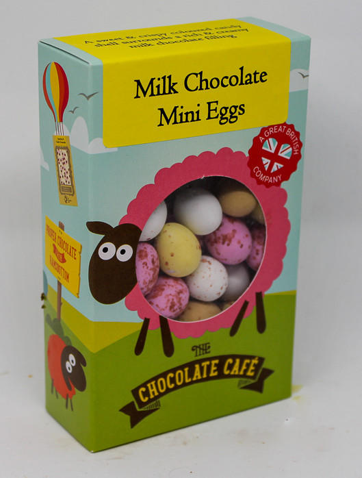 Milk Chocolate Mini Eggs