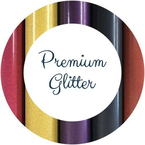 Premium Glitter HTV (Iron-On)