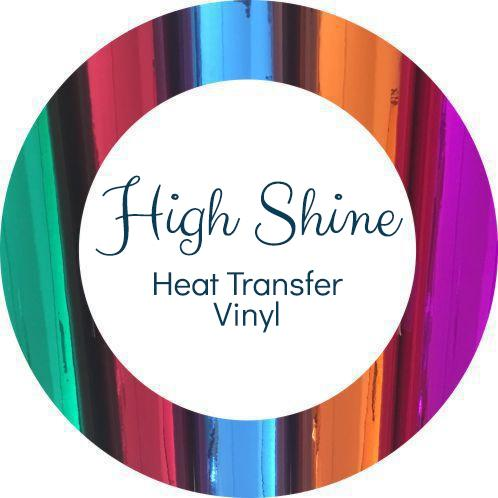 High Shine HTV (Iron-on)