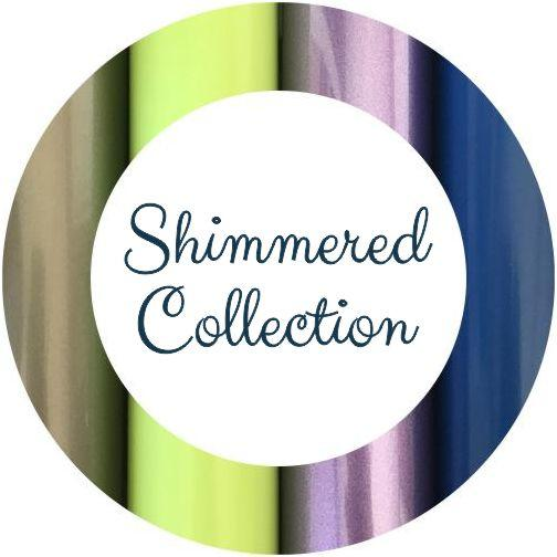 The Shimmered Collection HTV (Iron-On)