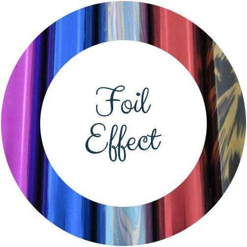 Foil Effect HTV (Iron-On)