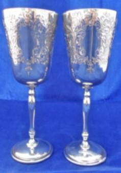 Goblets, Glasses, Chalices & drinking vessels