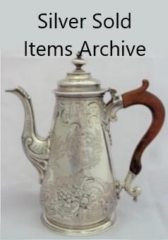 Silver and Silver Plate Sold Items Archive