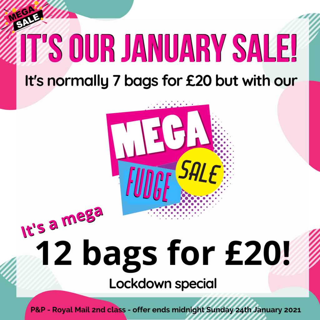 January Mega Sale from 14th January