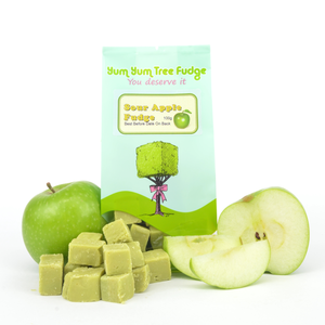 Sour Apple Fudge