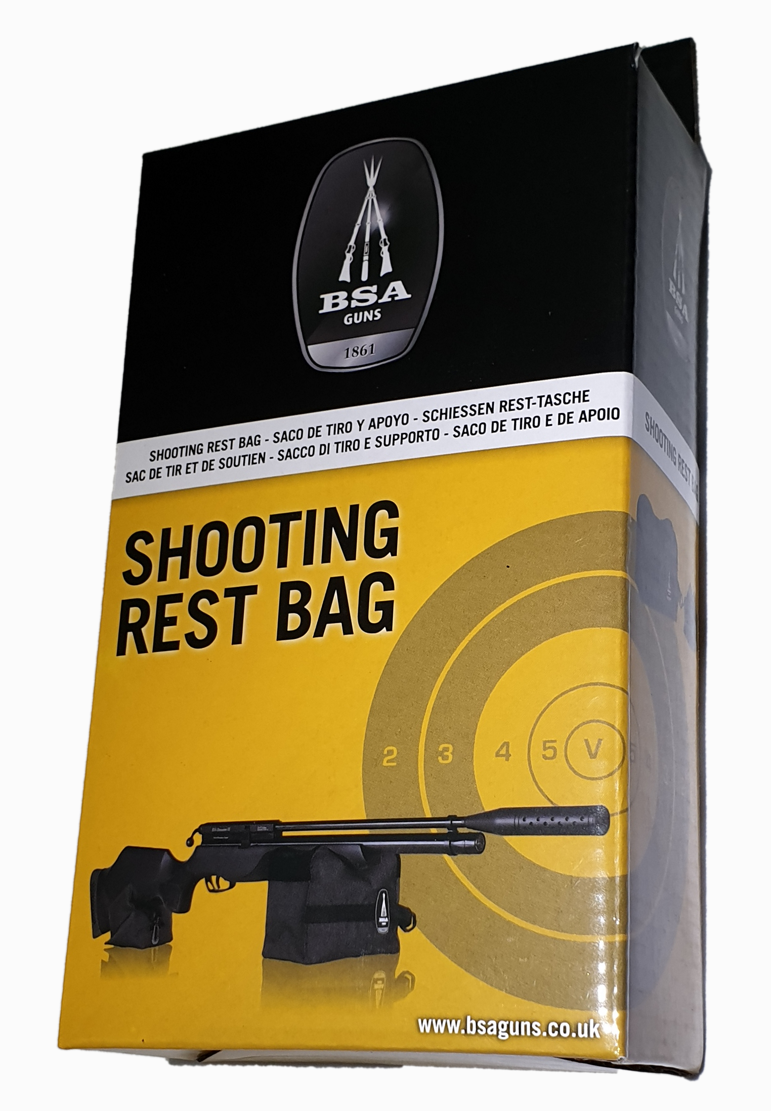 BSA Shooting Bags