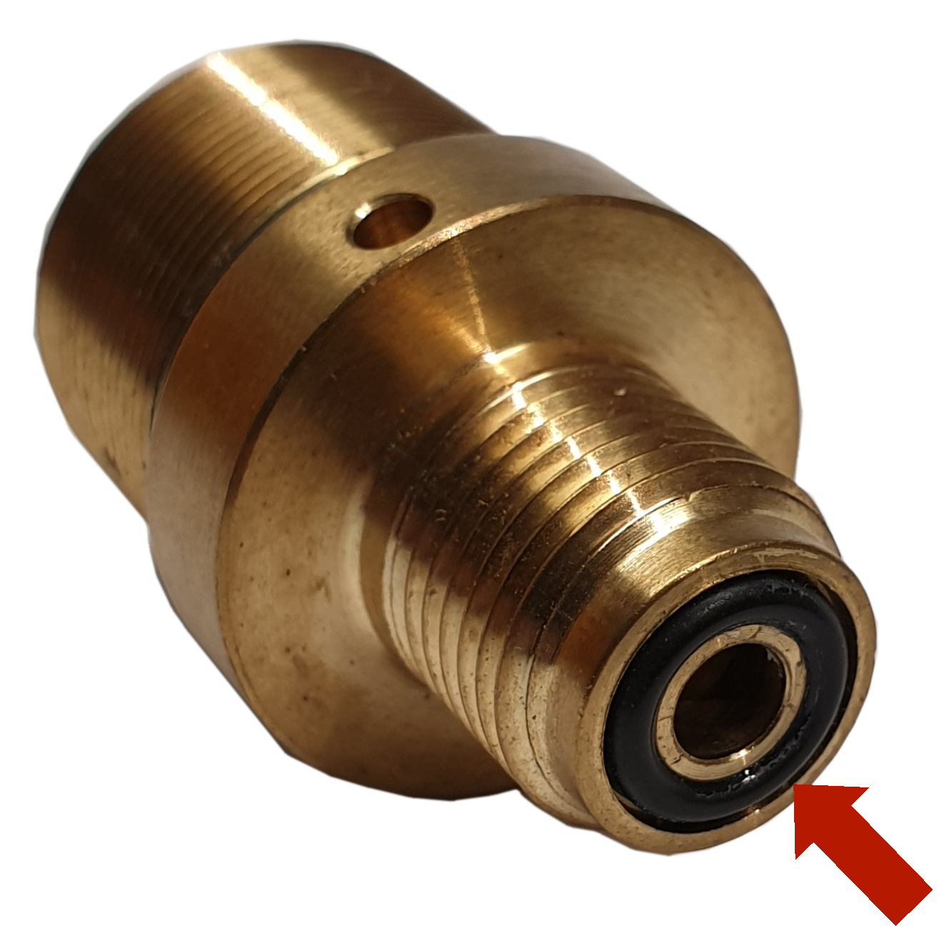 S200/CZ 200 Air Cylinder End Plug O Rings x 2
