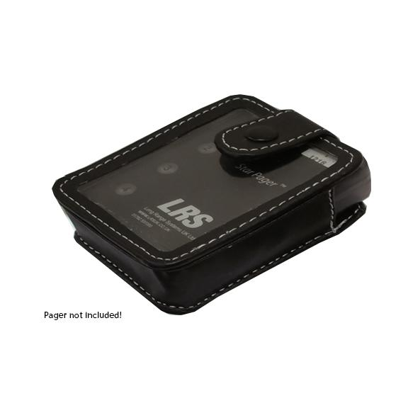 Leather Case for SP4 Pager