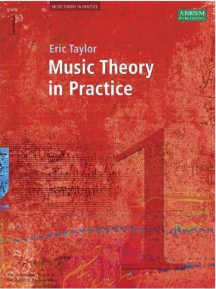 Music Theory Tutoring Books