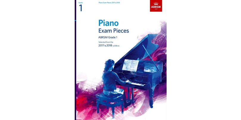 Piano Grade Books