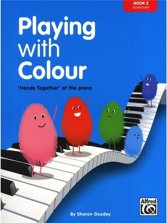 Playing with Colour Piano Tutoring Books