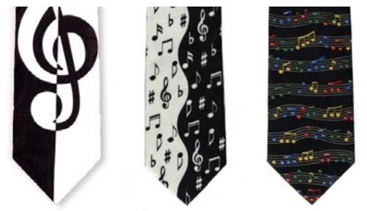 Ties, Scarfs, Braces and Socks