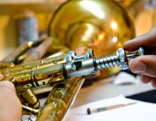 Brass & Woodwind Repairs