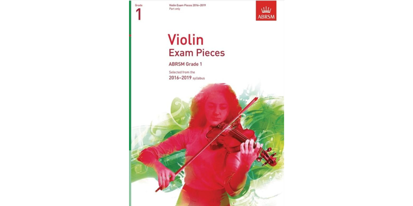 Violin Grade Books
