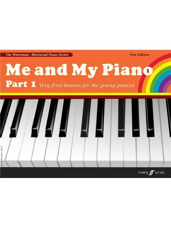 Me and My Piano Tutoring Book