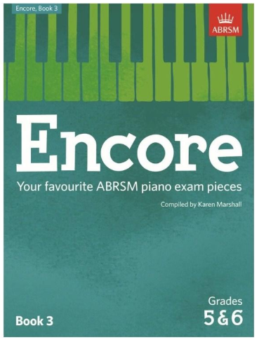 Assorted ABRSM Specifications