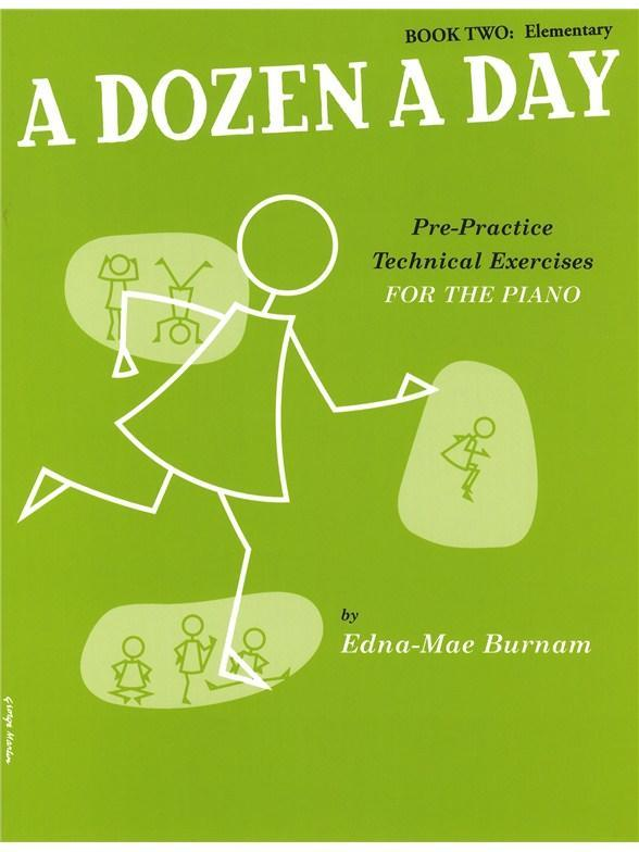 Dozen a Day Piano Tutoring Books