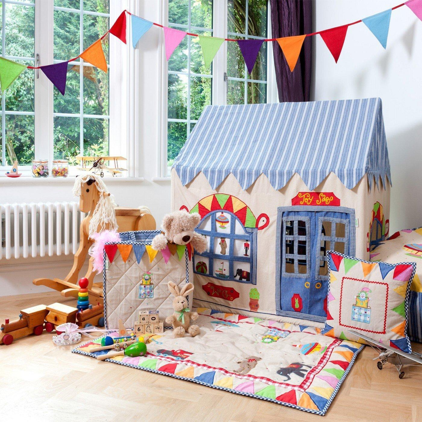 Play tents available at Alice Frederick www.alicefrederick.co.uk