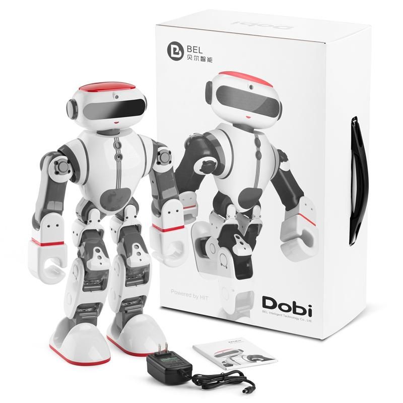 Robo3 Dobi Intelligent Humanoid Voice Control Multifunction RC Robot