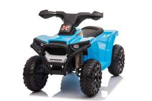 Mini Quad Bike - Blue