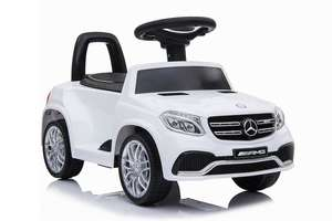 Licensed Mercedes-Benz GLS63 White