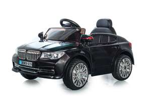 Black X5 Style - 12V Kids' Electric Ride On Car