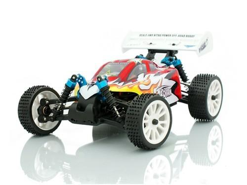 Trojan Buggy - Electric Radio Controlled Car 2.4GHz