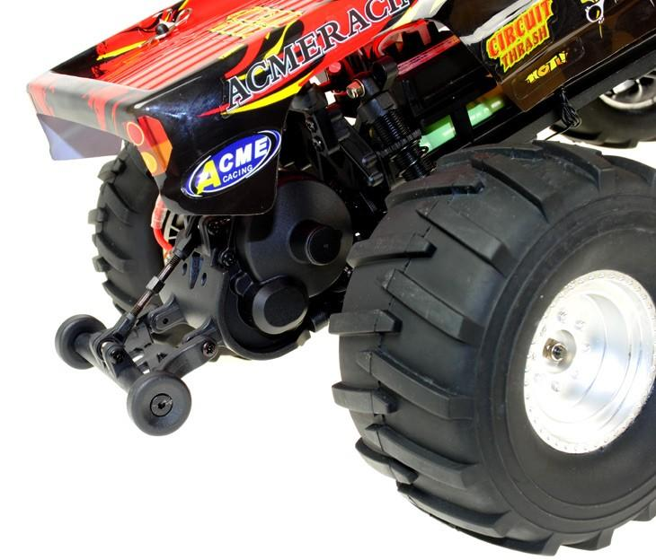 Circuit Thrash - 1/9 Scale RC Monster Truck