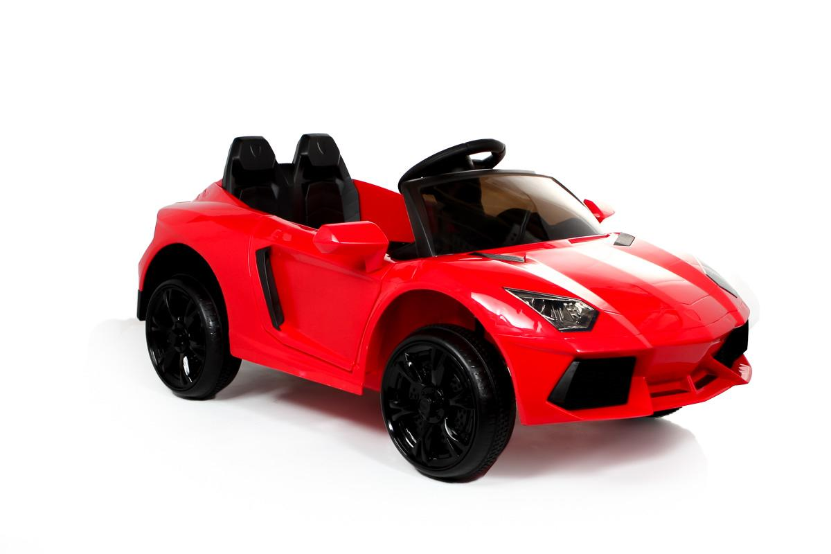 12V Red Roadster Battery Ride On Car
