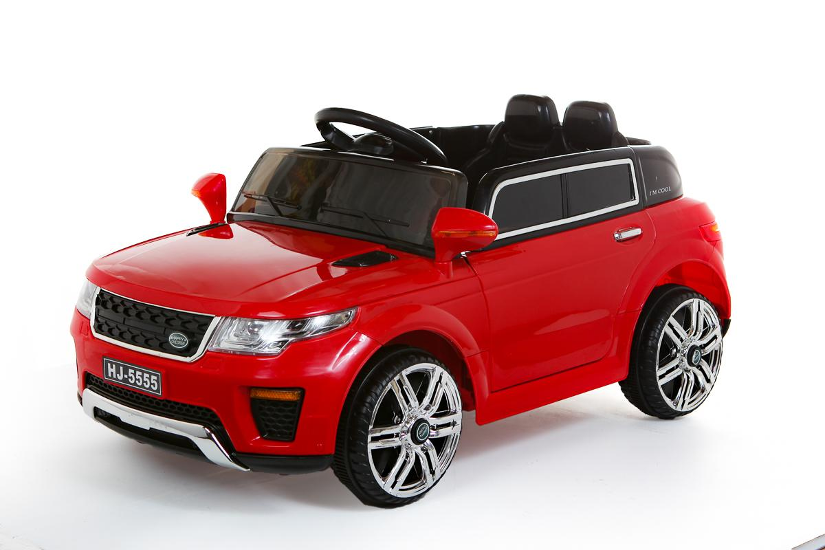 Red Range Rover Style 12V Ride On Car
