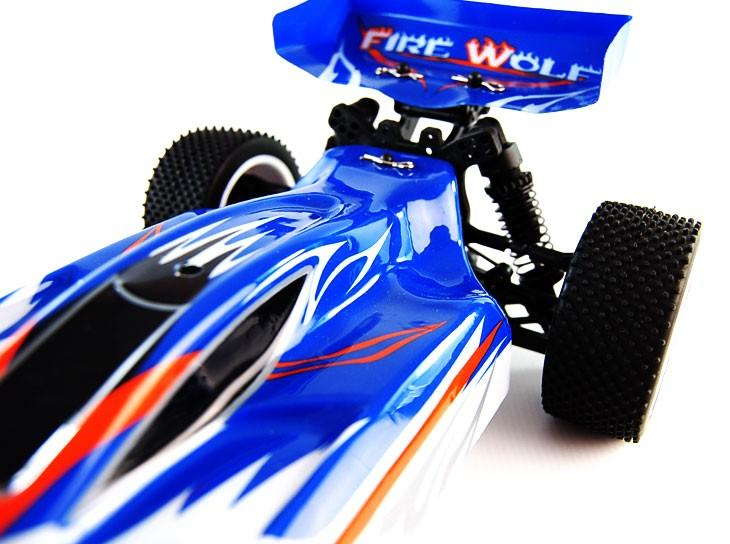 Fire Wolf Brushless Electric Motor RC Buggy