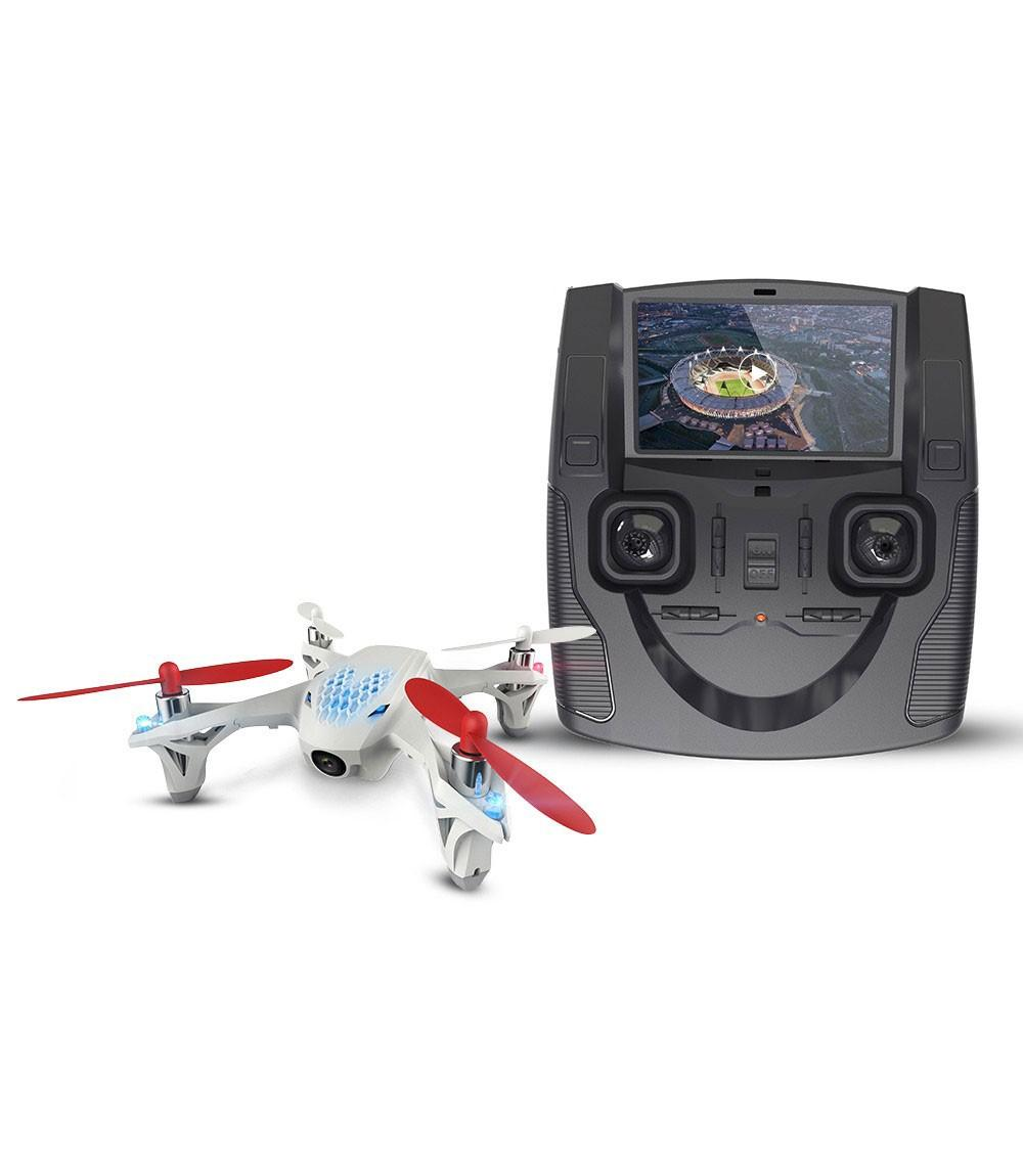 Hubsan X4 H107D FPV Mini RC Quadcopter With Video Transmitter