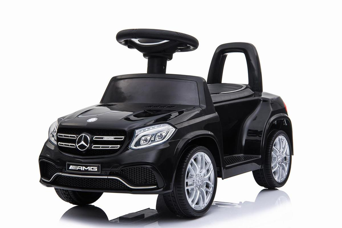Licensed Mercedes-Benz GLS63 Black
