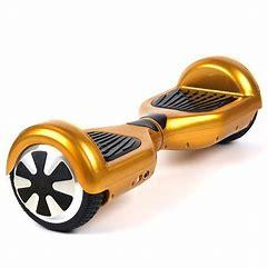 "H1- 6.5"" Gold Bluetooth Segway Hoverboard"