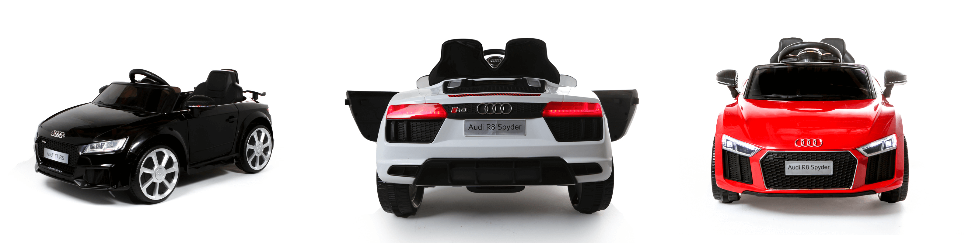 Audi Ride on Cars