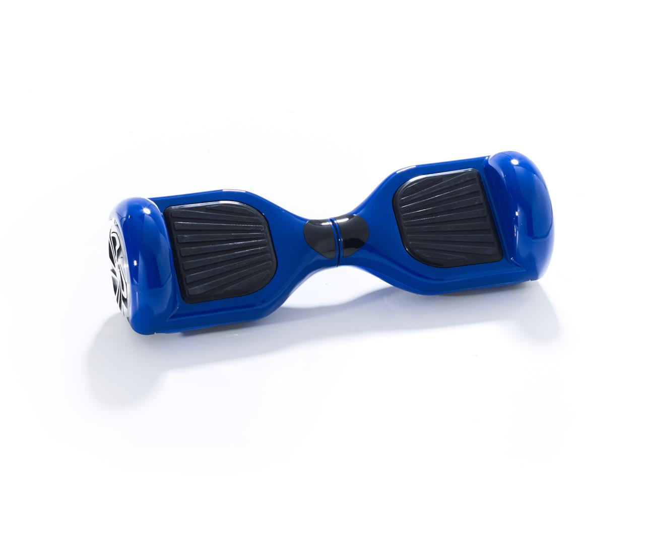blue segway hover board