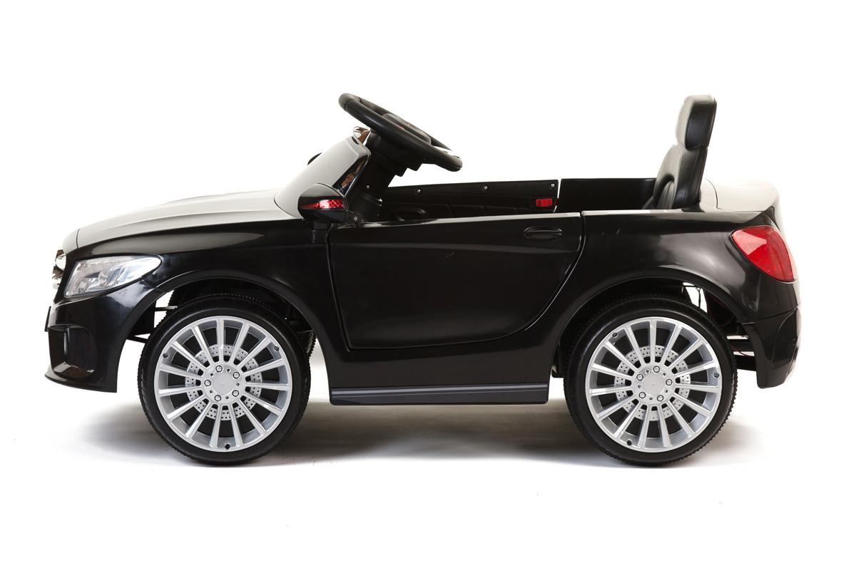 Black SL Roadster - 12V Kids' Electric Ride On Car