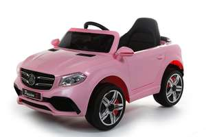 Pink GLS Ride On Car - 12V