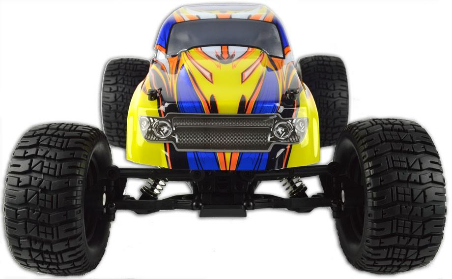 HSP 1:12 Scale Electric RC Monster Truck - Brushless Version