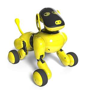 PuppyGo AI Smart Puppy Robot Dog APP Control Voice Interation Toys