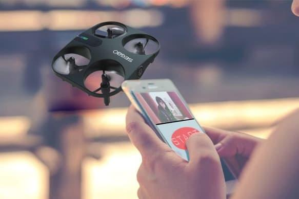 Official SEGBO Drone HD Camera