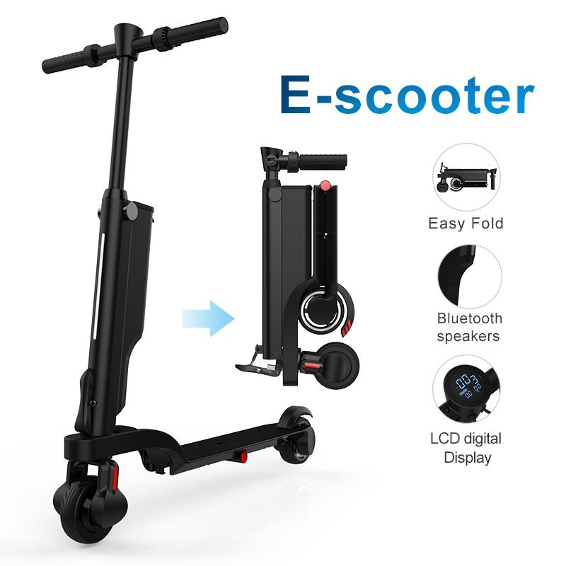 E-Scooter X600 Bluetooth Foldable Electric Scooter