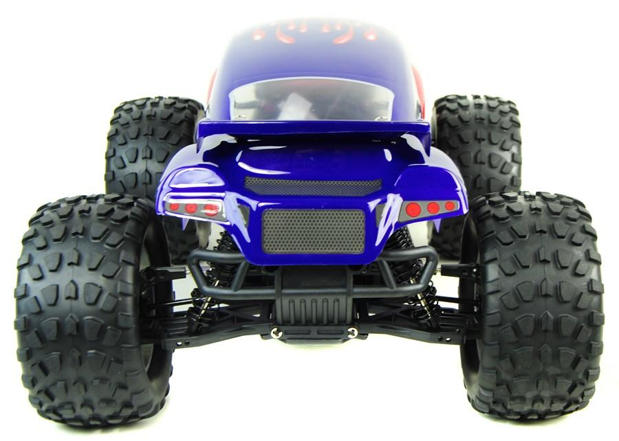 Beetle Electric Radio Controlled Monster Truck
