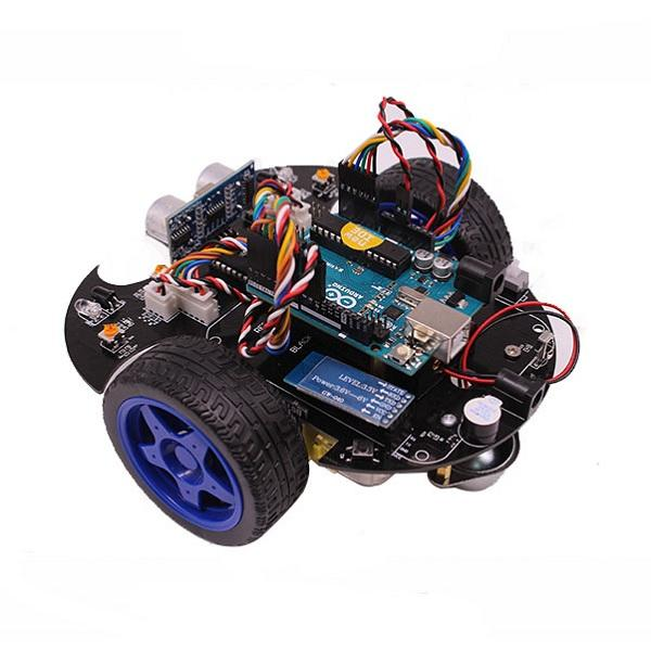 YahBoom Smart Bat Robot Intelligent Programming Bluetooth Controll Car Kit with Arduino UNO R3 Board