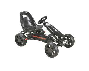 Black Pedal Sports Kart with EVA wheels
