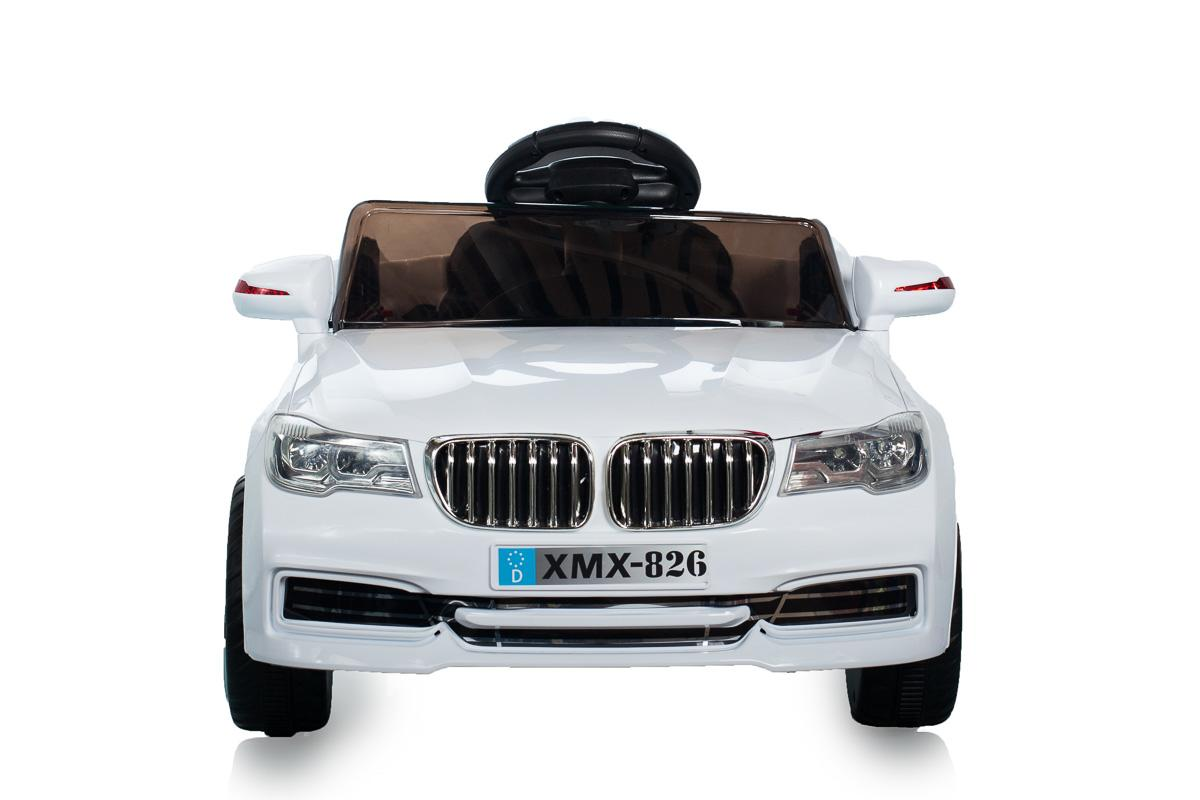 White X5 Saloon - 12V Kids' Electric Ride On Car