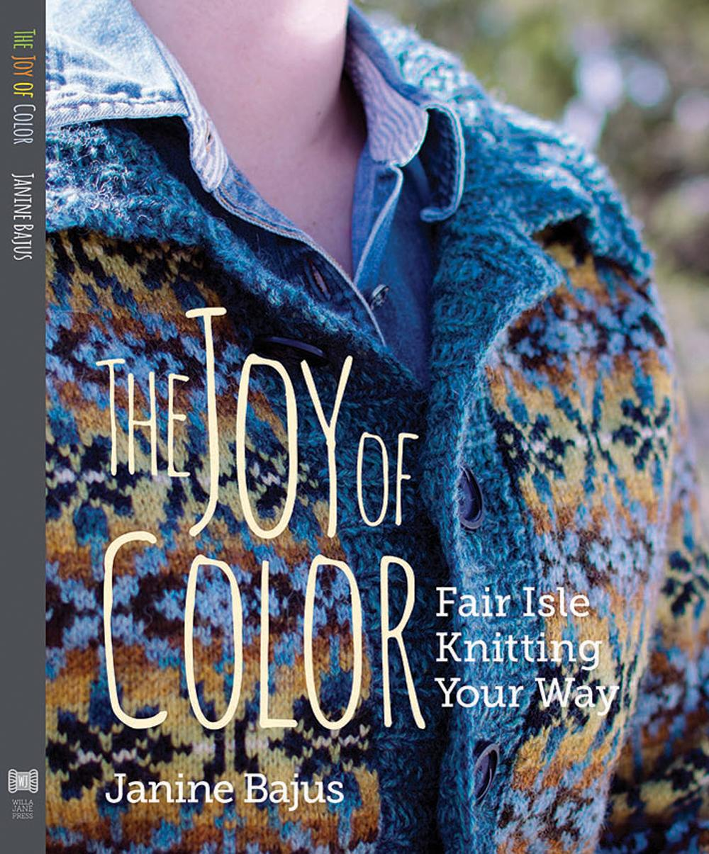 Joy of Color front cover image