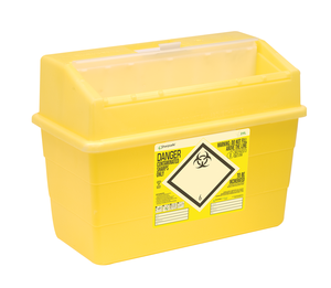 Contain-ER 24L sharps disposal bins excluding protected access - box of 15 41202431
